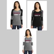 Woodcreek Lacrosse Ladies Long Sleeve Tee