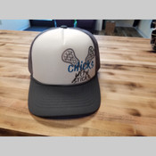 Chicks with Sticks Foam Trucker Cap